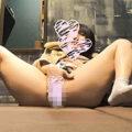 【オナニー盗撮動画】ネカフェでマンコかき回してガチイキオナニーする女たちw