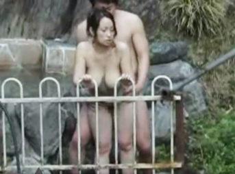 露天風呂盗撮