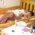 【オナニー盗撮動画】保育士寮でオナニーに耽る保育士の女の子たちを盗撮